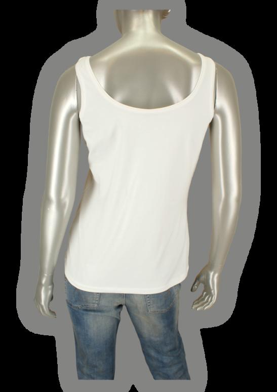 Beau Femme Mode, Belle/OL402 Off White - Tops