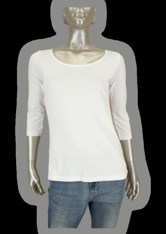 Beau Femme Mode, Joyce 0/White - Shirts