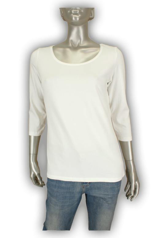 Beau Femme Mode, Joyce 11/Off White - Shirts