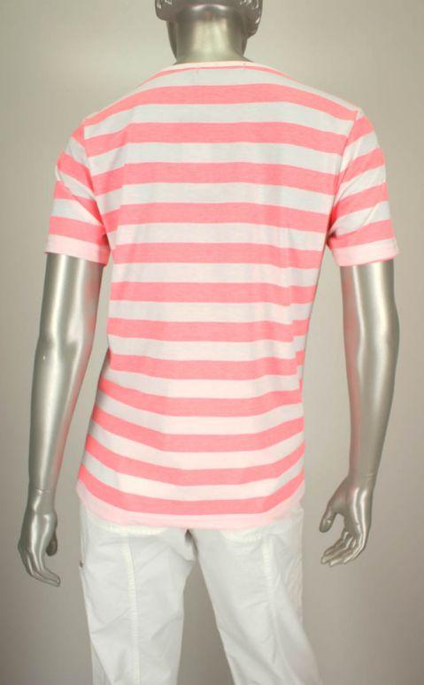 Simonsen, 0401109 10070/Roze/Wit - Shirts
