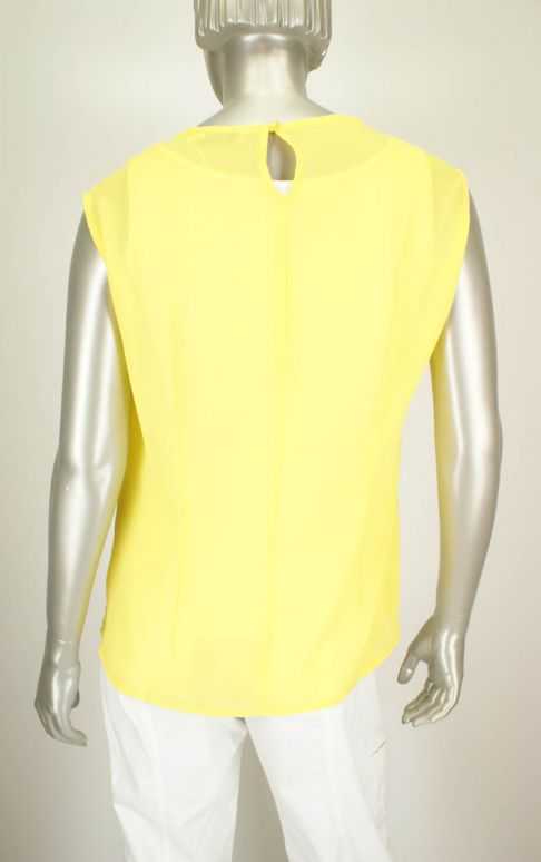 Micha, 0 107 443 15439/Yellow/Black - Blouse's