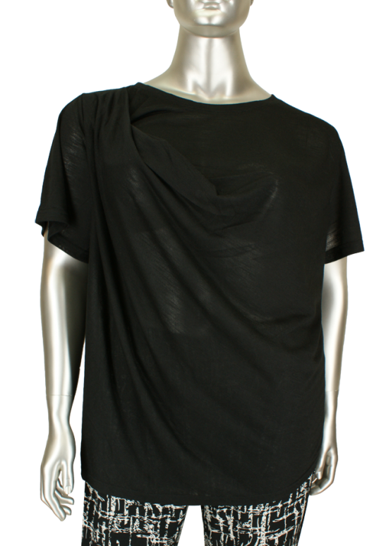 Studio, S1105 Black - Shirts