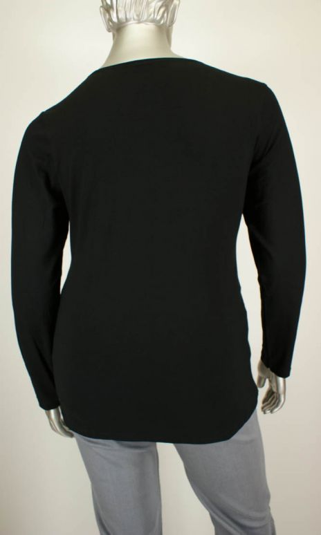 Handberg, 10440-118 10/Black - Shirts