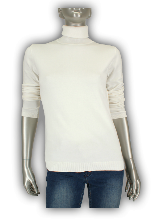 Beau Femme Mode, OL491/Nova 11/Off White - Truien/Pullovers