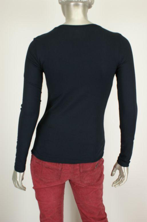 Beau Femme Mode, OL480/Fay 53/Marine - Shirts