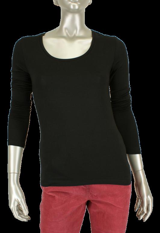 Beau Femme Mode, OL480/Fay 9/Black - Shirts
