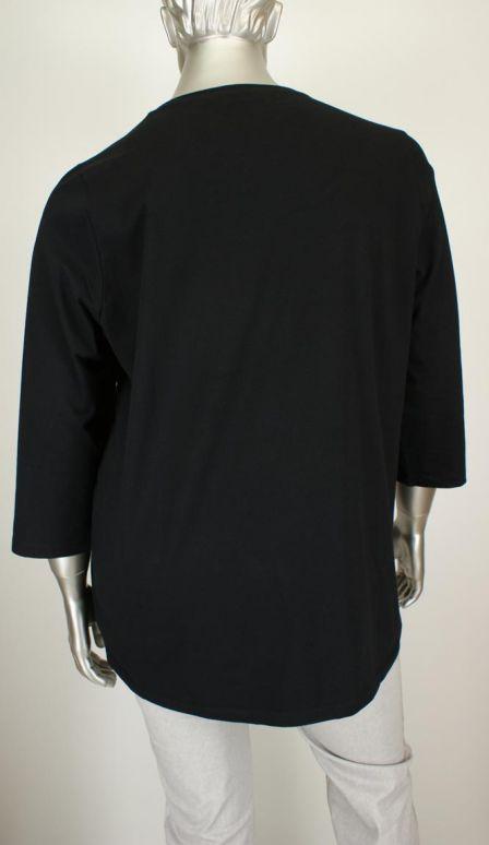 Handberg, 1509-117 10-Black - Shirts