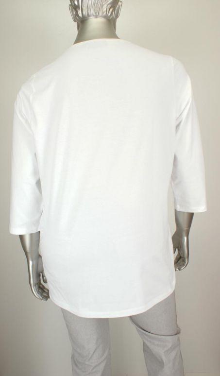 Handberg, 1509-117 00-White - Shirts