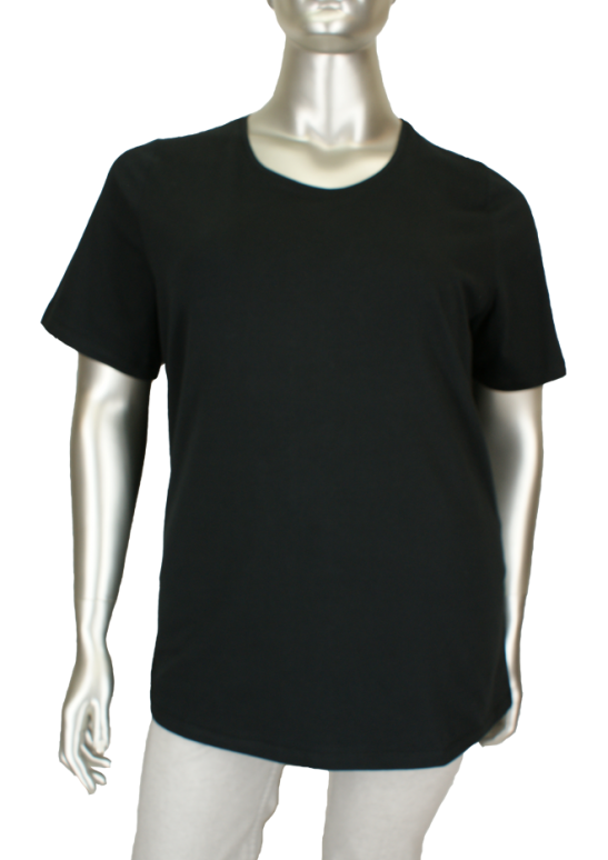 Handberg, 1507-119 10-Black - Shirts