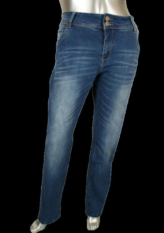 Veto, V151162 lengte 34 Light Blue wash - Broeken