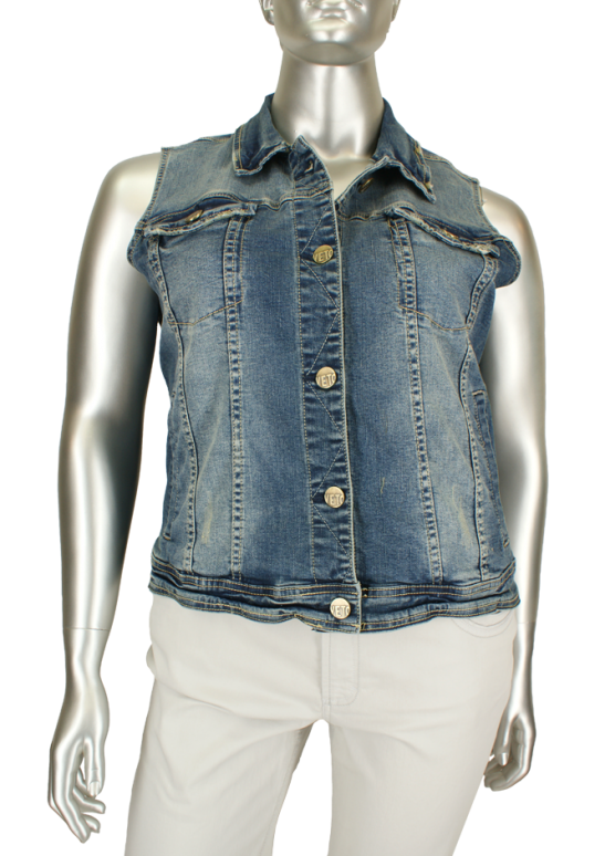Veto, V152232 Light Blue - Gilet