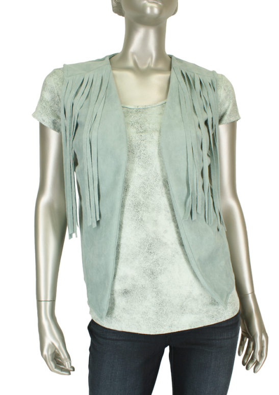 In Shape, 4156663 Groen - Gilet