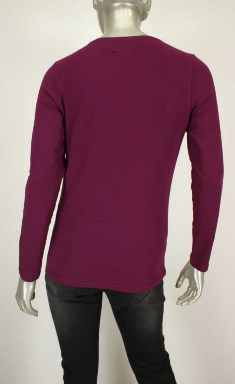 Micha, 0 125 184 6288/Italia Plum - Shirts