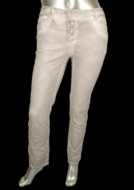 Stark, S-Bona Fashion/4469 925/Zand/Grey - Broeken