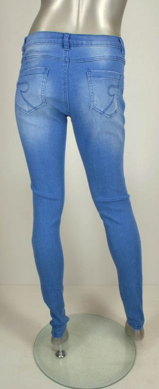 Geisha, 71017-2664 000810/Blue denim bright - Broeken