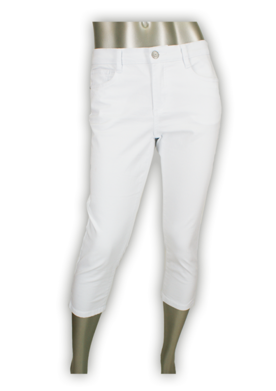 Geisha, 71057-3603 000000/White - Broeken
