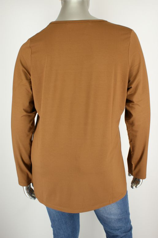 X-Two, Xangola Cognac - Shirts