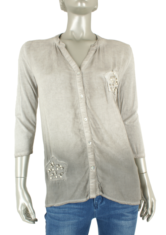 Key Largo, Sandy Silver Antra - Blouse's