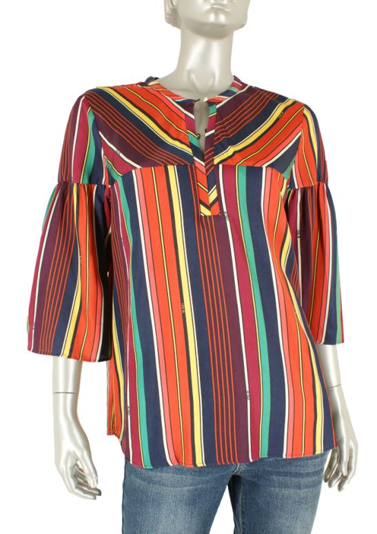 10Feet, 780055 1200/Multi colour - Blouse's