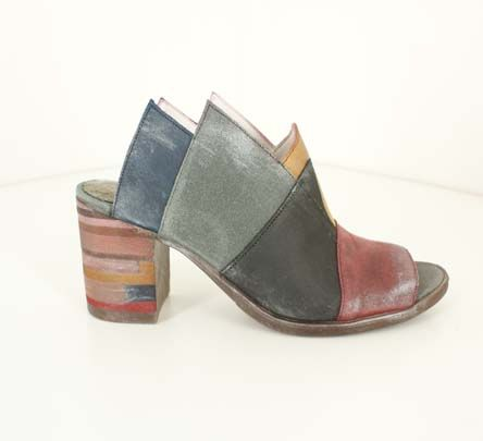 Papucei, Sidney Multicolor - Schoenen