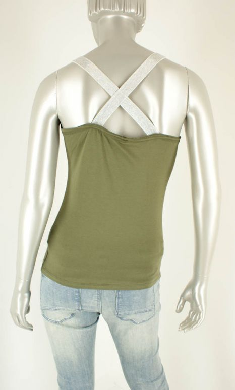 Key Largo, Lucy 1505 Khaki - Tops