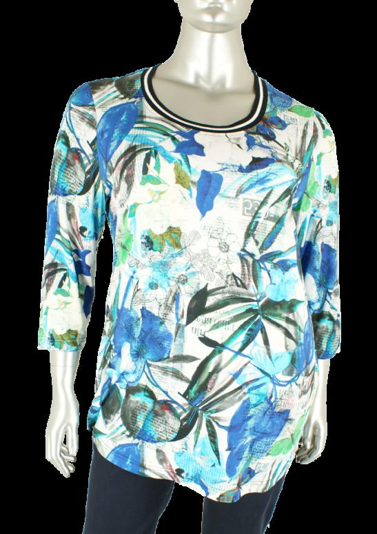 Chalou, CH8187 021/BLue - Shirts