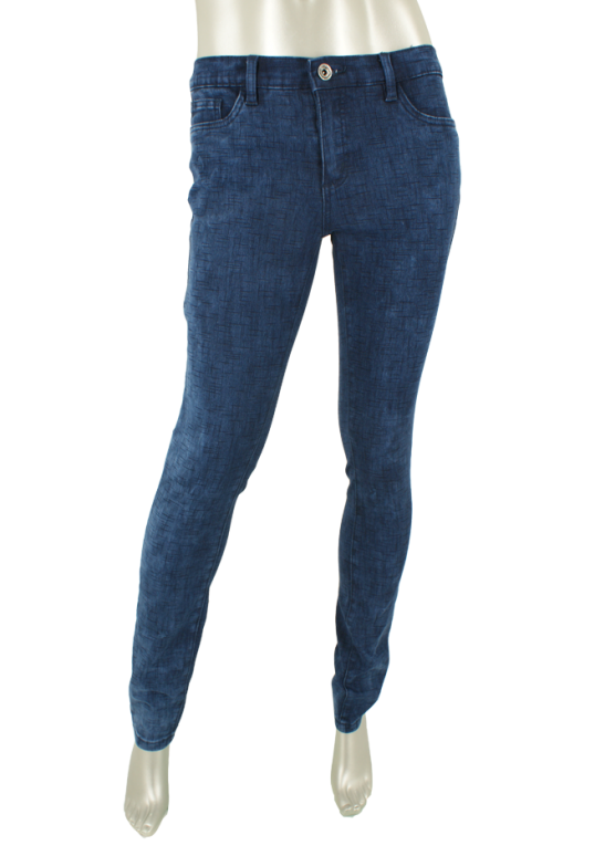 Geisha, 81500-2664-10 000810/Blue denim - Broeken