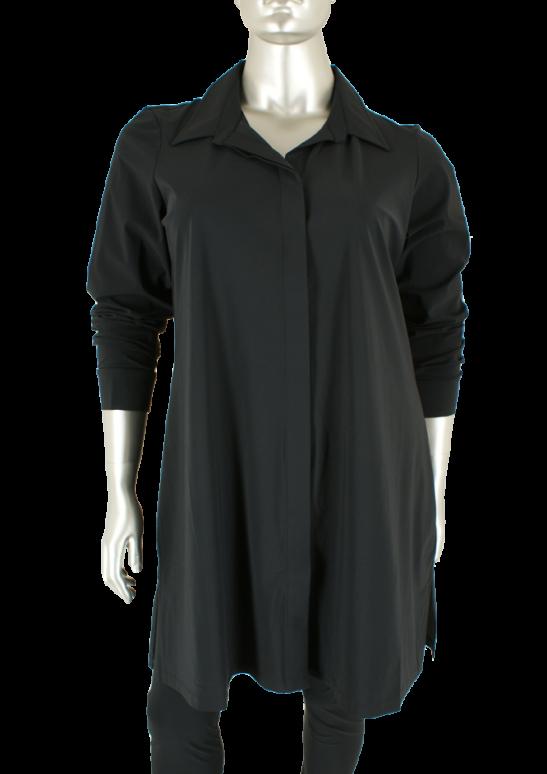 Plus Basics, 161 081 406/Black - Blouse's