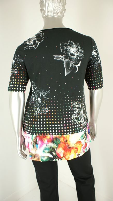 Chalou, CH8309 900 Multi Color - Shirts