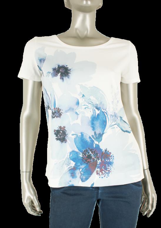 Simclan, 1951-21 212/Druck Offwhite - Shirts