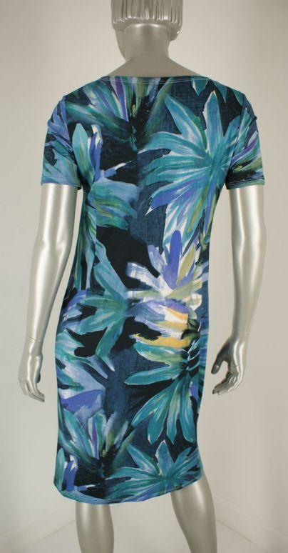 Elisa Cortes, 8282 Flores Azules - Jurken