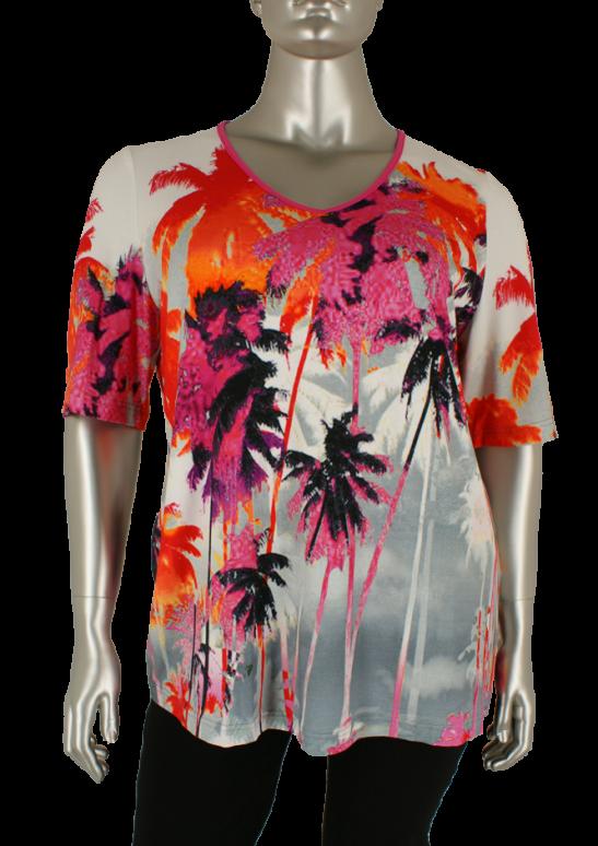 Chalou, CH8319 530/Pink - Shirts