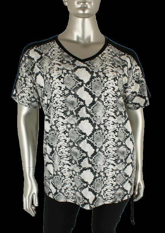 Aprico, A8039 Black - Shirts