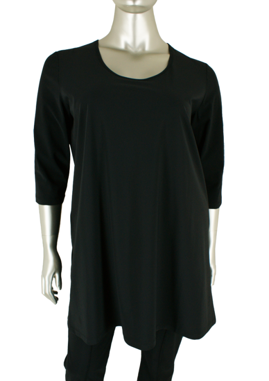 Plus Basics, 11 Black - Shirts