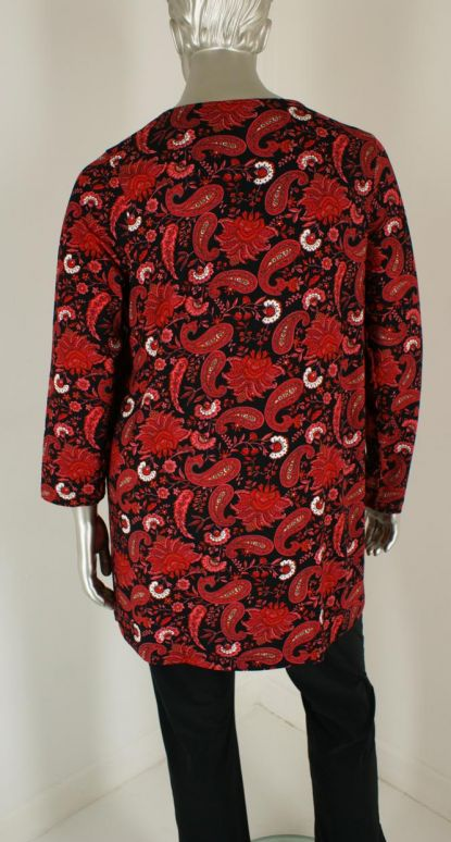 Aprico, A3026 367/Fire Red - Shirts