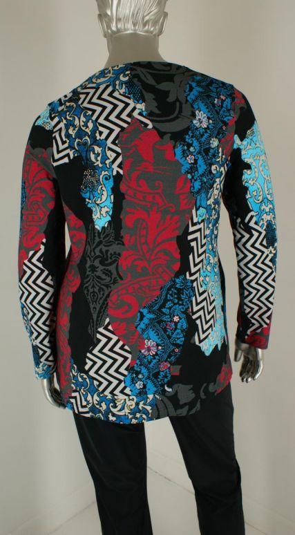 Chalou, CH8393 553/Aqua-Marine - Shirts