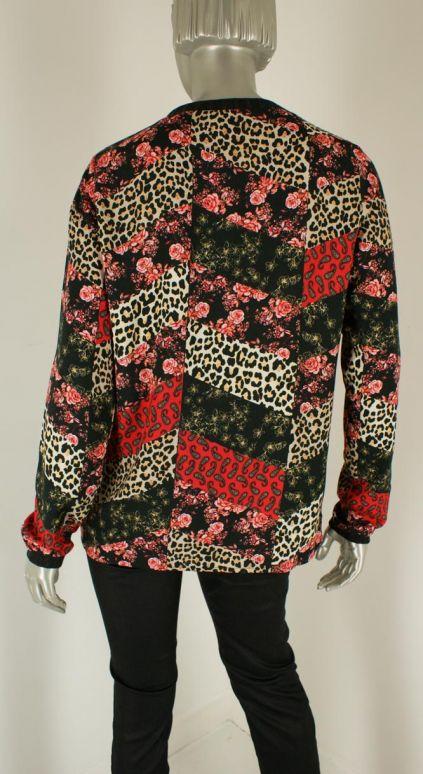 Geisha, 93705-20 000999 Black/Red combi - Shirts
