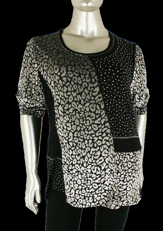 Chalou, CH8397 2746/752 Grey - Shirts