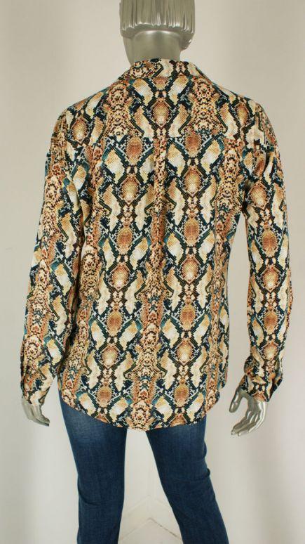 Geisha, 93627-20 000735 Camel combi - Blouse's