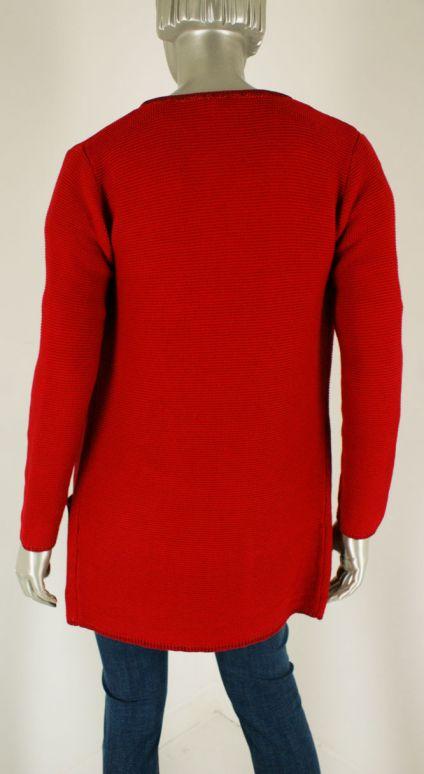 Beau Femme Mode, 1L421 Sante Red - Vesten