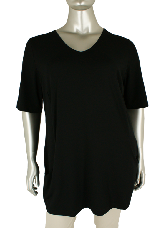 Chalou, CH8511 010 Black - Shirts