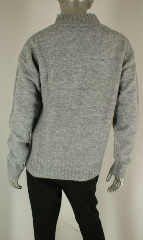Geisha, 04512-10 000900 Grey Melange - Truien/Pullovers