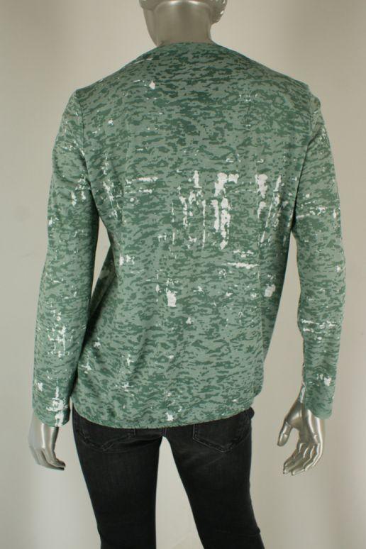 Kenny S., 668444 4525/Groen - Shirts