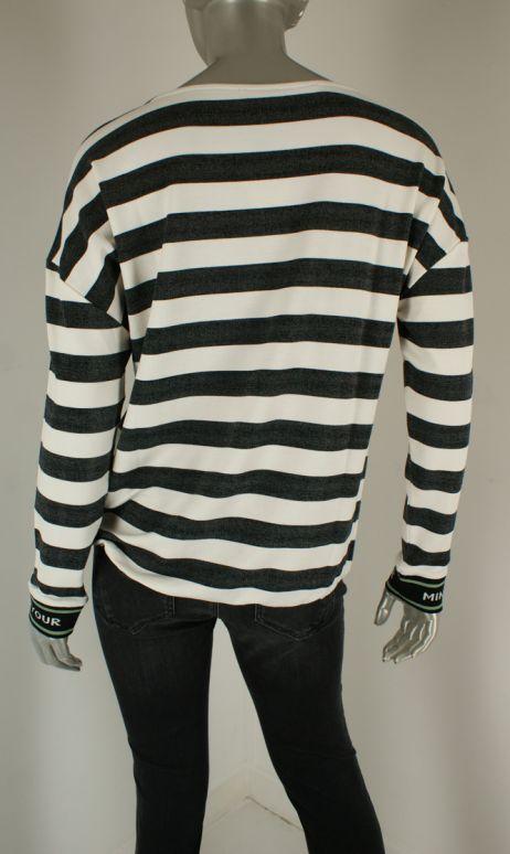Kenny S., 955054 1003/Zwart Gestreept - Shirts