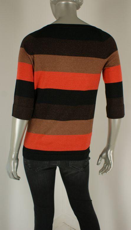 Beau Femme Mode, 1L588/Bretagne 82/Dark Brown - Truien/Pullovers