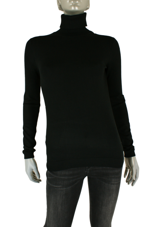 Beau Femme Mode, 1L599/Nova 9/Black - Truien/Pullovers