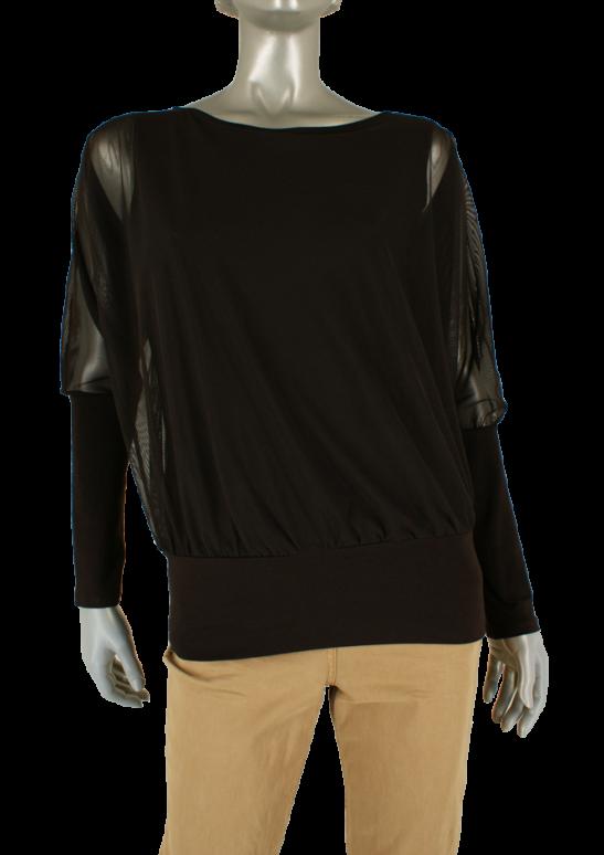 Beau Femme Mode, 1L608/Valerie 82/Dark Brown - Tops