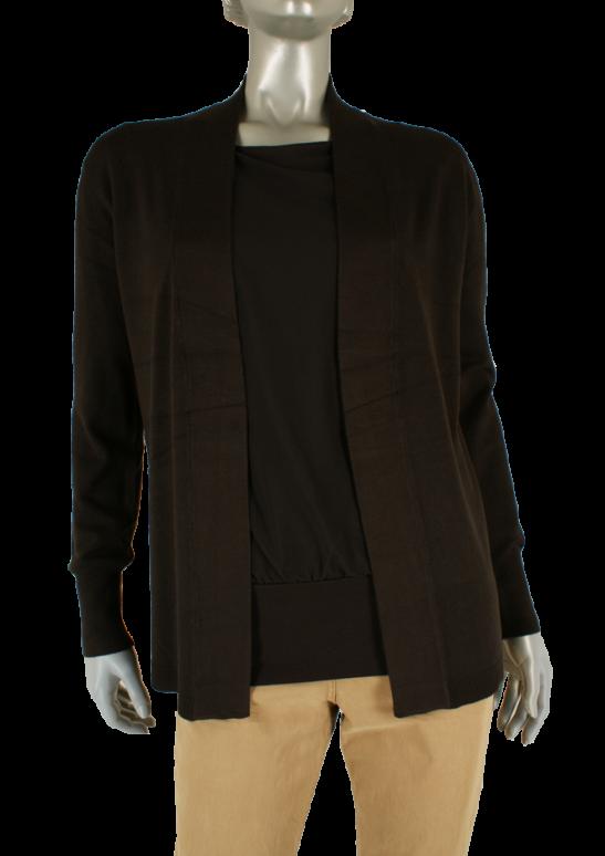 Beau Femme Mode, 1L598/Rianne 82/Dark Brown - Vesten