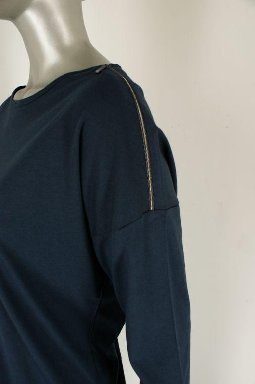 Kenny S., 668874 332/Blauw - Shirts