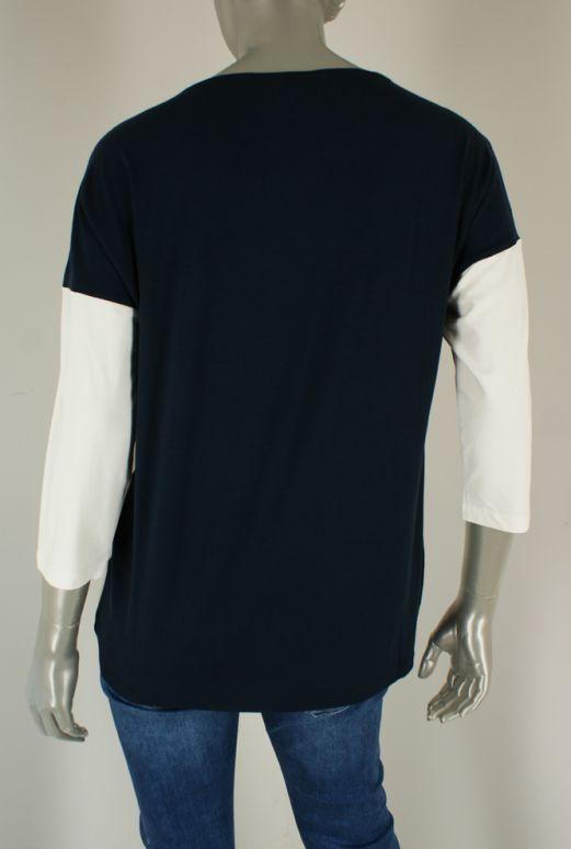 Kenny S., 603574 2916/Blauw Off White - Shirts